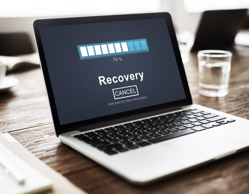 Recovery Backup Restoration Data Storage Security