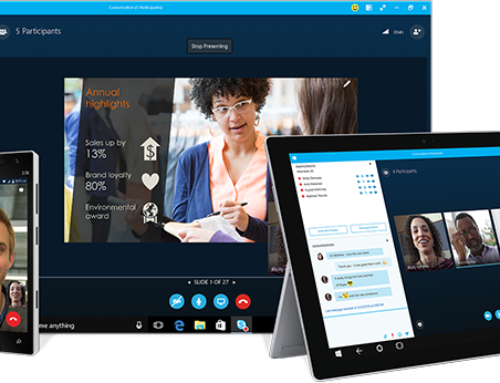 Skype for Business Helps Growing Company Expand