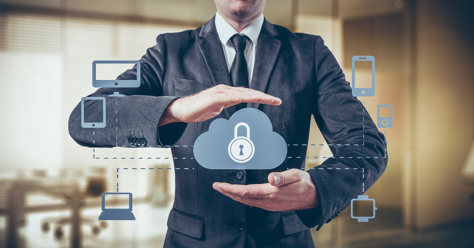 Security and Safety of Cloud Data - Protected cloud information data