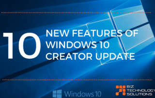 Windows 10 Creator Updates
