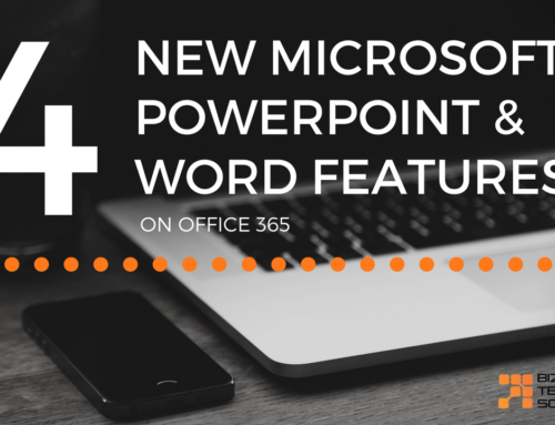 4 New Microsoft PowerPoint & Word Features on Office 365