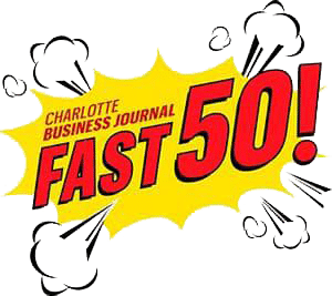 charlotte business journal fast 50 logo transparent