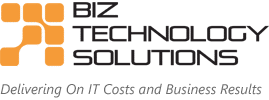 Biz Technology Solutions Retina Logo
