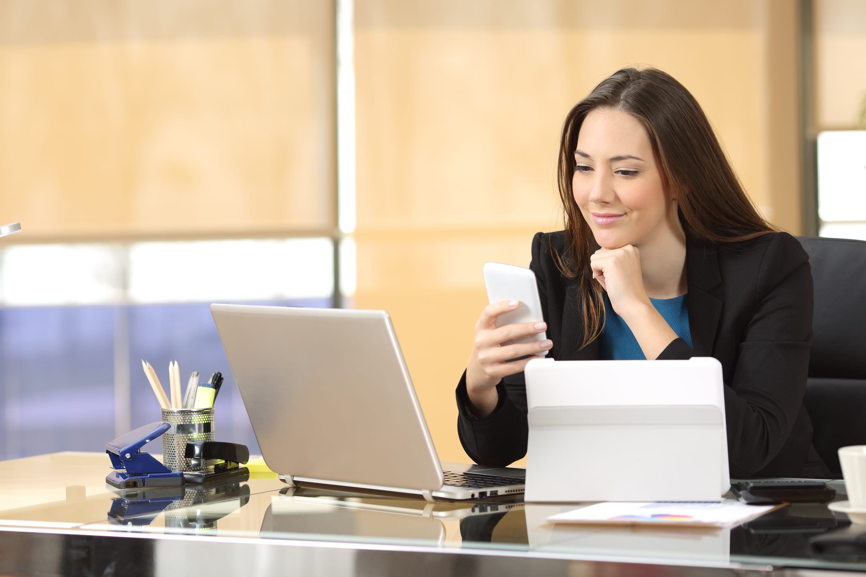 Should You Let Your Employees BYOD?
