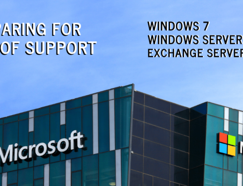 Microsoft End of Support