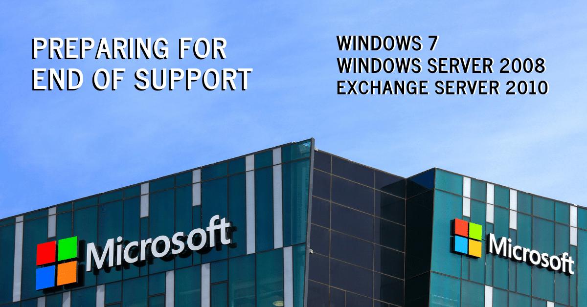 Microsoft EOL 3