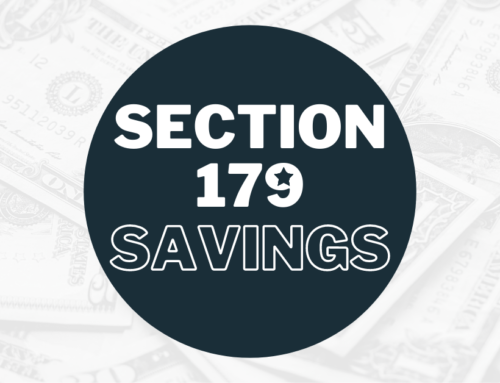 What Business Owners Need To Know About Section 179