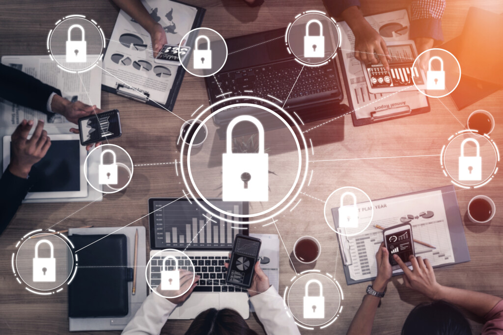 bigstock Cyber Security And Digital Dat 308163841