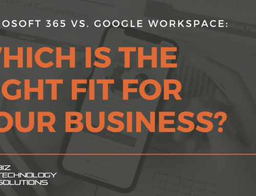 Microsoft 365 vs. Google Workspace (Formerly G Suite): Which Is the Right Fit for Your Business?