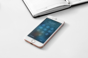 Keep Device Protected Blog - Passcode